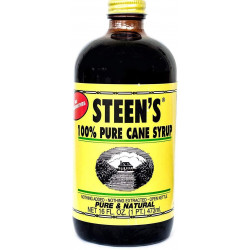 Steen's Pure Cane Syrup 16oz Bottle