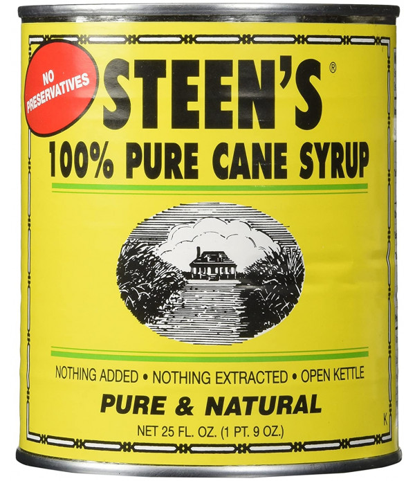 Steen's Pure Cane Syrup 25oz Can