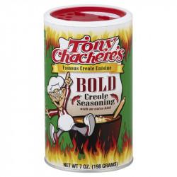 Tony Chachere's Bold Creole Seasoning 7oz