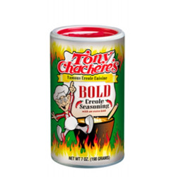 Tony Chachere's Bold Creole Seasoning 14oz
