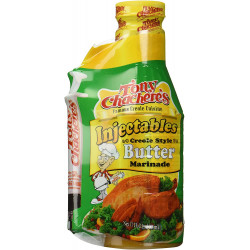 Tony Chachere's Creole Style Butter with Injector ...