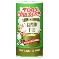 Tony Chachere's Gumbo File 1.25oz