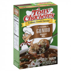 Tony Chachere's Gumbo Rice Dinner Mix 8oz