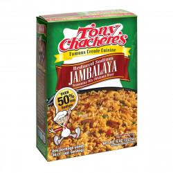 Tony Chachere's Jambalaya Reduced Sodium Seasoning...