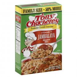 Tony Chachere's Creole  Jambalaya Dinner Mix 12oz
