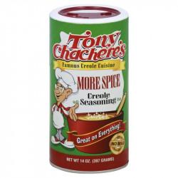 Tony Chachere's More Spice Seasoning 14oz