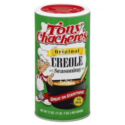 Tony Chachere's Original Creole Seasoning 17oz
