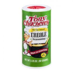 Tony Chachere's Original Creole Seasoning 3.25oz