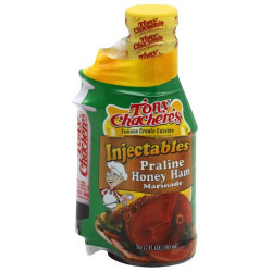 Tony Chachere's Praline Honey Ham with Injector 17...