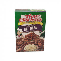 Tony Chachere's Red Beans Seasoning Mix w/o Rice 2...