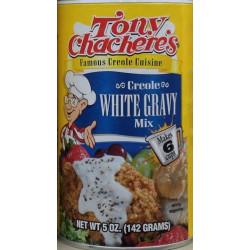 Tony Chachere's Instant White Gravy Mix 5oz
