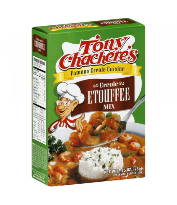 Tony Chachere's Creole Etouffee Base 2.75oz