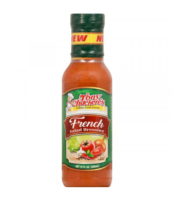 Tony Chachere's French Salad Dressing 12oz