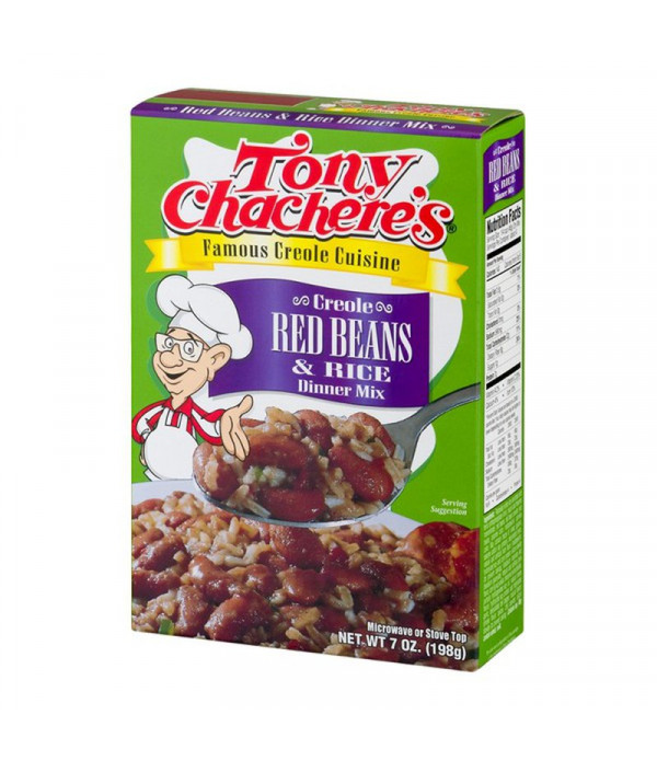 Tony Chachere's Red Beans & Rice Dinner Mix 7o...
