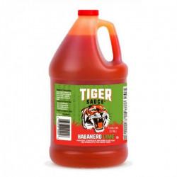Try Me Tiger Sauce Habanero Lime 128oz