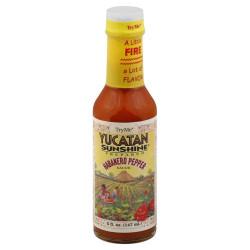 Try Me Yucatan Sunshine Habanero Sauce 5oz