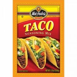 Wick Fowler Taco Seasoning 1.25oz