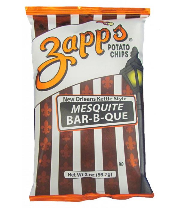 Zapp's Mesquite BBQ Chips 2oz