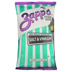 Zapp's Salt & Vinegar Chips 2oz
