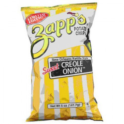 Zapp's Sweet Creole Onion Chips 5oz