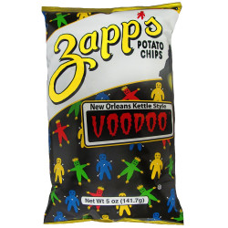 Zapp's Voodoo Chips 5oz