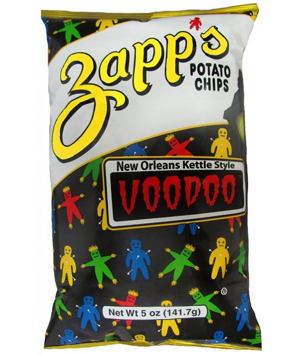 Zapp's Voodoo Chips 5oz