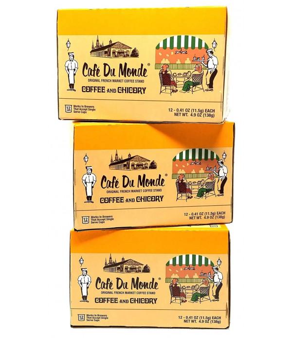 Café Du Monde Single Serve Coffee and Chicory