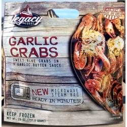 Legacy Garlic Crab 21oz
