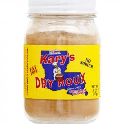 "Kary's ""No Fat"" Dry Roux 8oz"
