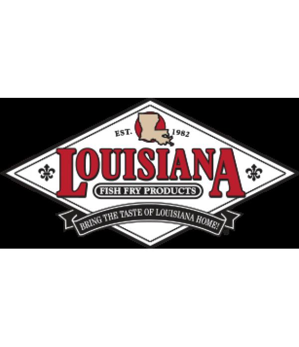Louisiana Fish Fry Cream Meal