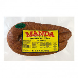Manda Green Onion Sausage 24oz